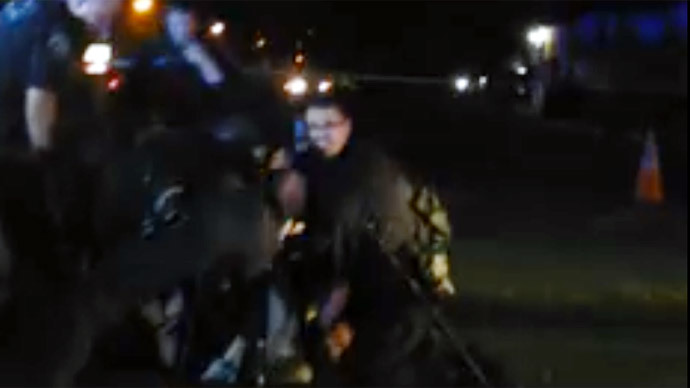 Viral video of California police kicking man during arrest sparks internal investigation