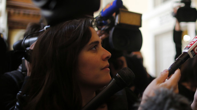 'More interesting with breasts': Female reporters slam sexist French politicians