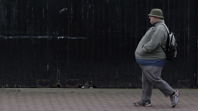 ​3 in 4 UK men will be overweight by 2030 – WHO
