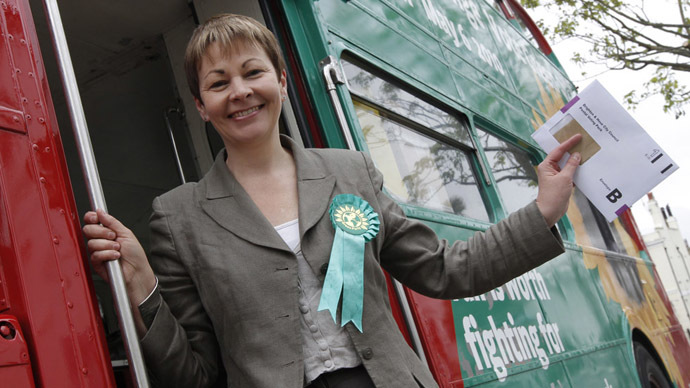 'No party' option would send clear message in UK General Election – Green Party MP