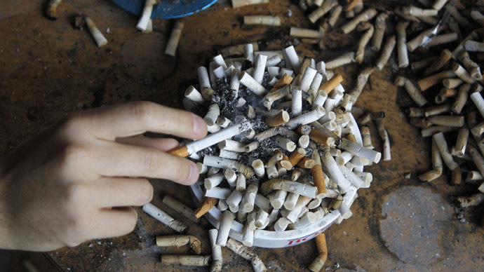 ​Smoking guns? UK tobacco giant blames ISIS for cigarette sales slump