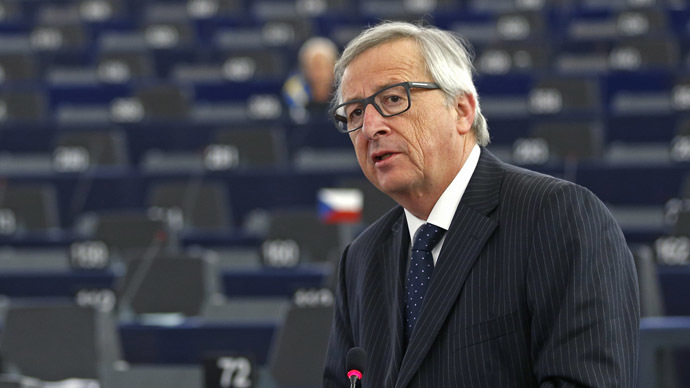 London bankers plotting to bring down the Eurozone, says Juncker