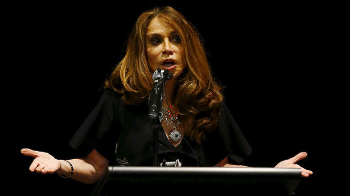 Political blogger Pamela Geller. (Reuters/Mike Stone)