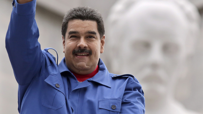 Venezuela president's fruitful beaning inspires new 'Maduro Mango Attack' app