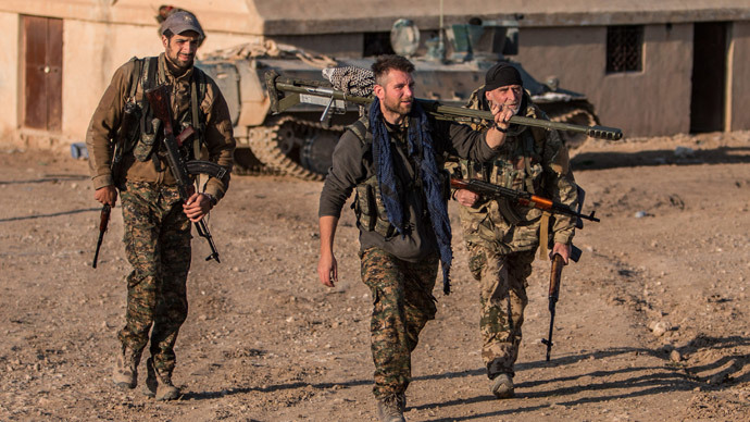 US Senate mulls bypassing Iraqi government in arming Kurdish militia