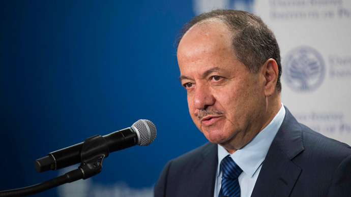 Kurdistan's independence is inevitable, but only through peace - Iraqi Kurdish leader