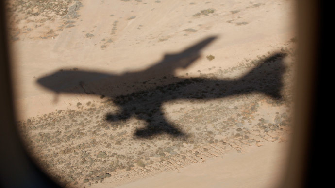 Int'l flight chaos feared if US stops managing Afghan airspace