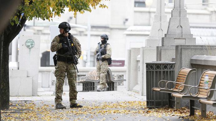Canadian MPs pass anti-terror Bill C-51 boosting spy agency powers