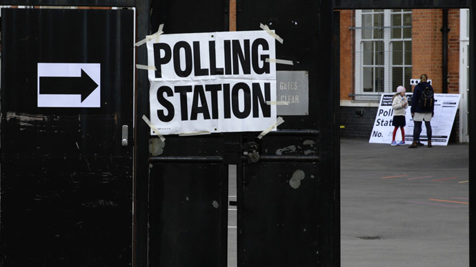​Top of the polls: Britain's wackiest election voting stations