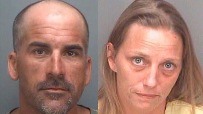 Cocaine for chores: Florida parents used drugs as 'bargaining tool' with their kids