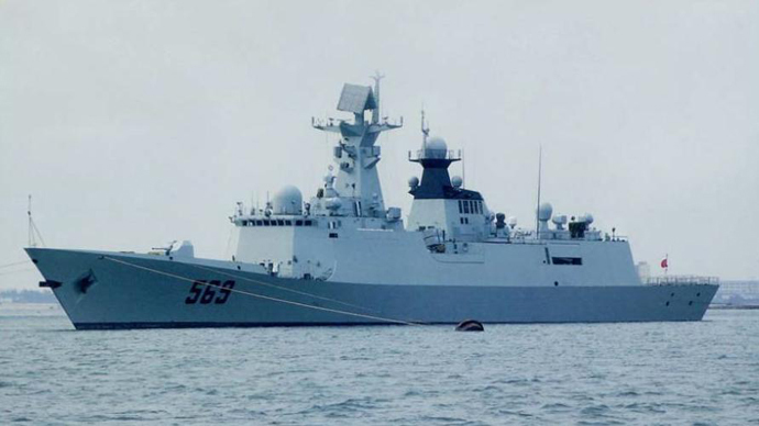 Chinese warships to join Russian Navy in Black Sea, Mediterranean for historic drill