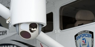 Camera on a Cessna Enforcer prop plane (www.cessnaenforcer.com)