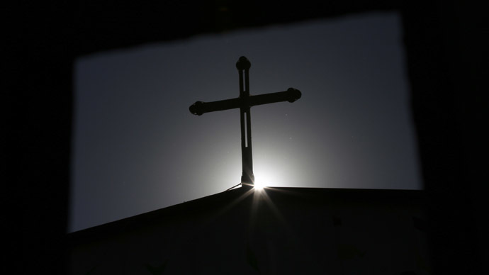 Chinese province moves to ban Christian crosses on rooftops