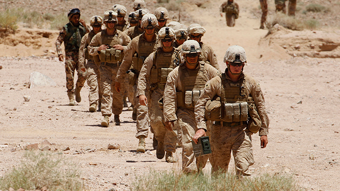 US begins training anti-ISIS fighters in Jordan - report