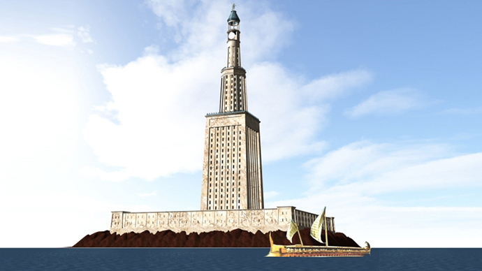 Lighthouse of Alexandria: Ancient wonder of the world to be rebuilt in Egypt