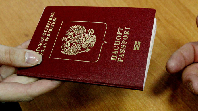 'Please give me a Russian passport': 72yo Dutchman asks Putin for citizenship