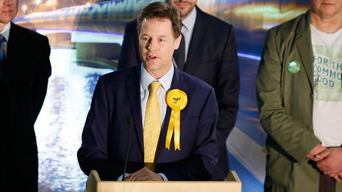 Liberal Democrats decimated across Britain in unprecedented defeat