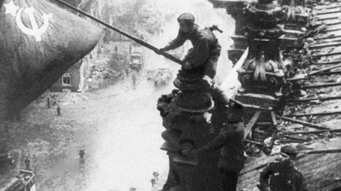 Coup de grace: Nazi Berlin's fall in RT's 3D reenactment