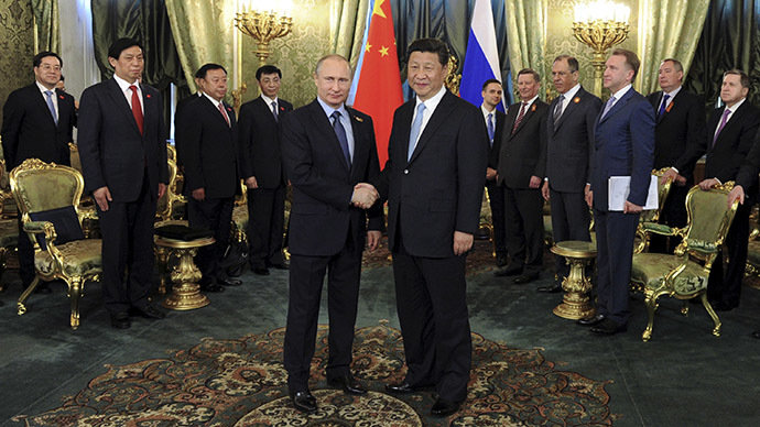Russia, China agree to integrate Eurasian Union, Silk Road, sign deals