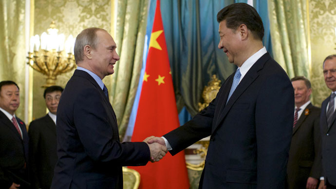 ​Putin: Russia & China worst affected by WW2, reject rehabilitation of Nazism & militarism