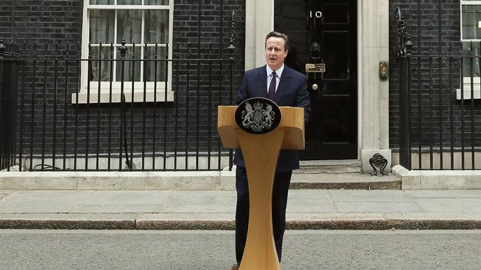 EU referendum looms as Conservatives win majority