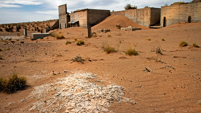 Navajo Nation struggles with fallout from uranium mining
