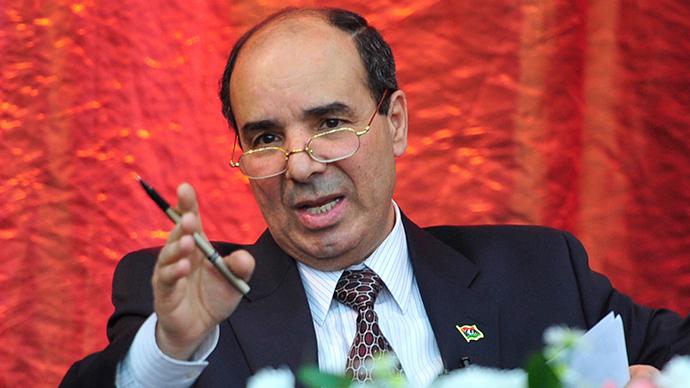 Libya's deputy ambassador to the United Nations (U.N.) Ibrahim Dabbashi (Reuters / Esam Al-Fetori)