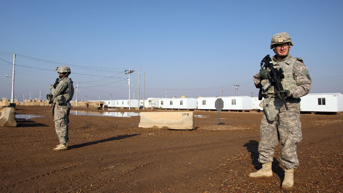 Pentagon boosts alert level at military bases following ISIS threats