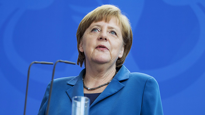German Chancellor Angela Merkel. (Reuters/Hannibal Hanschke)