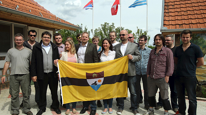 President of self-proclaimed Liberland 'arrested' for trying to cross into own country