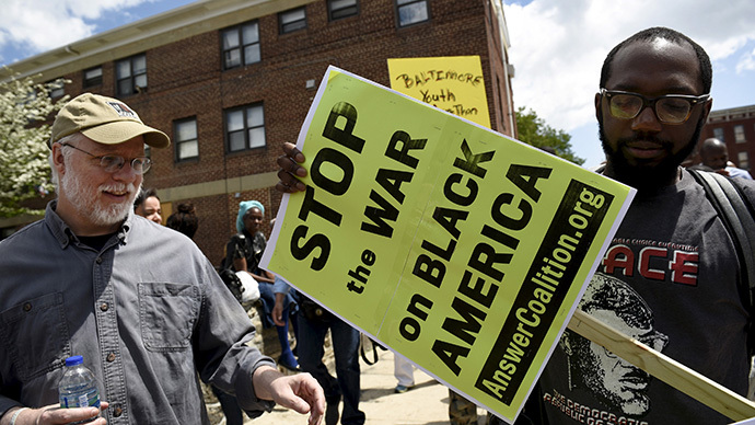 Communication breakdown complicated response to Baltimore riots - report