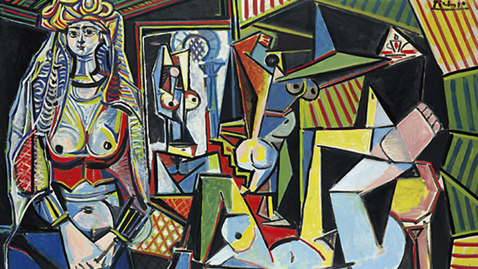 Picasso painting sets new auction record at $179.4mn