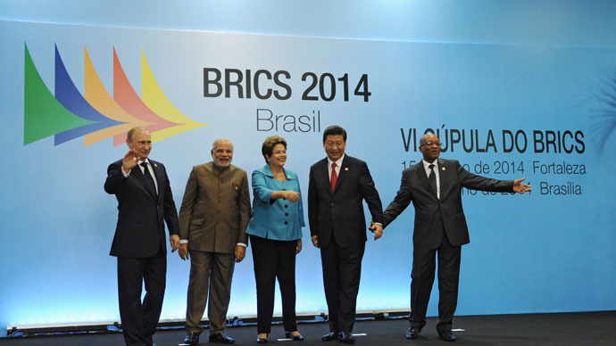 Russia invites Greece to join BRICS bank