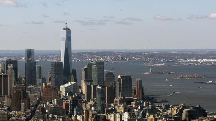 Topping 1 WTC: New skyscraper to become NYC's tallest at 1,795 feet