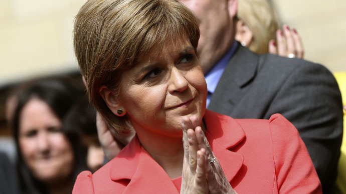 'Broadest spying powers imaginable': SNP MPs plan to block Tory Snoopers' Charter