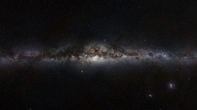 'Hide & seek' star systems: Milky Way may harbor hidden galaxy