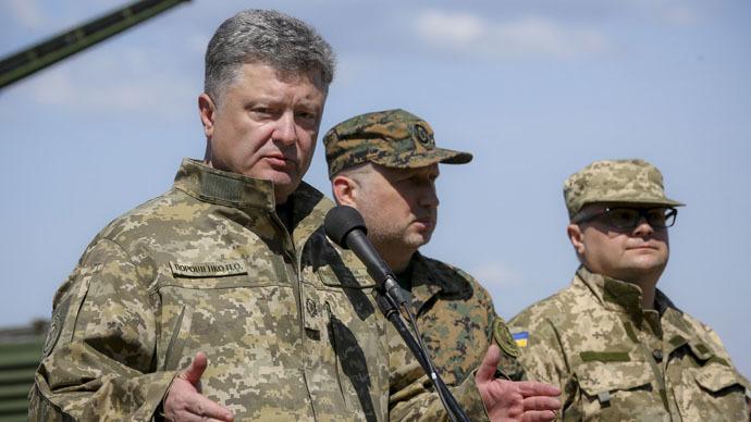Poroshenko violates Minsk deal vowing to recapture Donetsk Airport - Kremlin