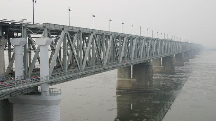 China allocates $96mn for Sino-Russian Amur Rail Bridge