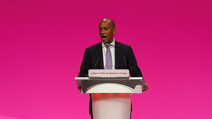 Britain's first black Prime Minister? Chuka Umunna to run for Labour leadership
