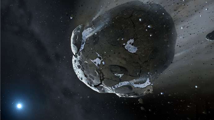 Narrow miss: Kilometer-wide asteroid to brush close to Earth