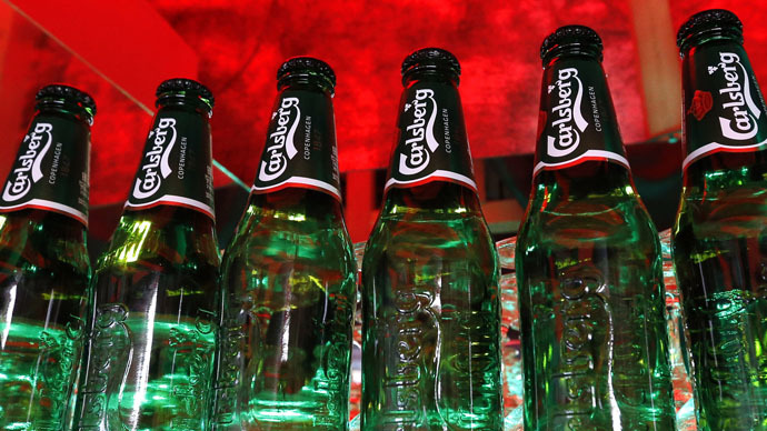 ​Carlsberg net loss deepens 34%, hit by Russian beer market