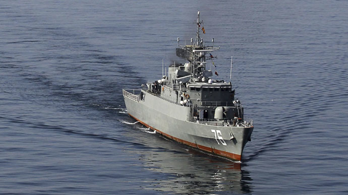 Iran warships to accompany humanitarian cargo ship to Yemen
