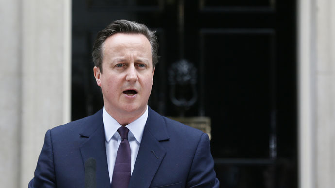 New counter-extremism laws pledged in Queen's Speech