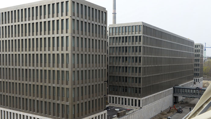 ​Germany provides NSA with staggering 1.3bn pieces of metadata per month - report