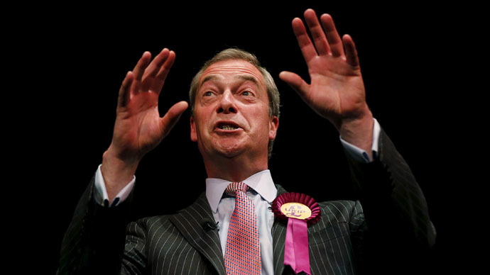 Election fraud allegations probed in Nigel Farage's South Thanet campaign