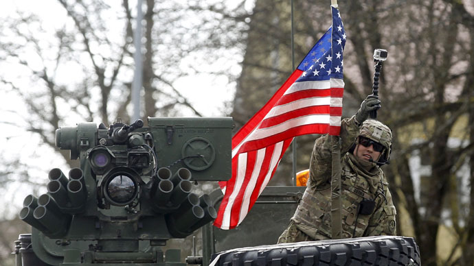 Dragoon Ride 2.0? US to reassure NATO allies with show-of-force war games in Romania