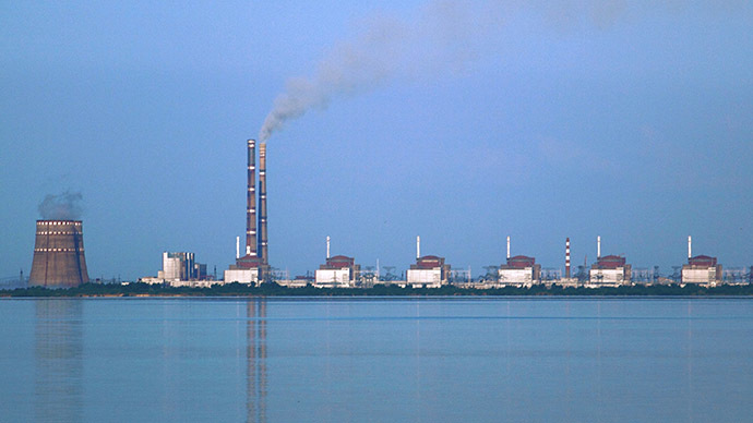 Safety system at Ukraine's largest Zaporozhye nuclear plant triggers shutdown