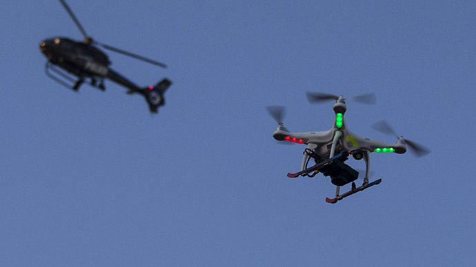 No Drone Zone: FAA reminds tourists skies over DC are restricted