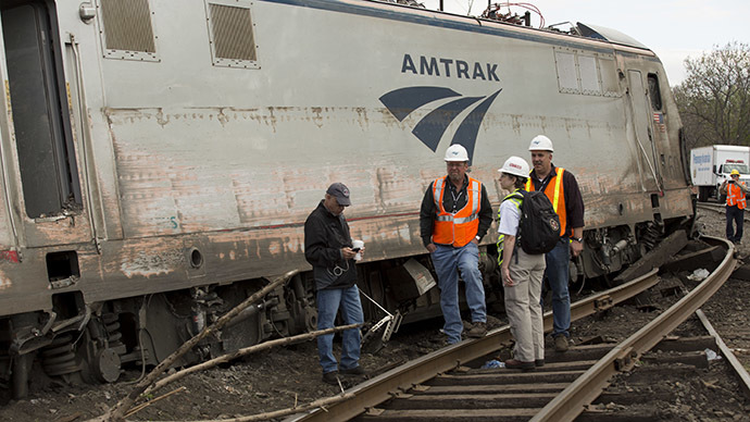 House panel vote to cut Amtrak budget nearly 20% despite deadly crash