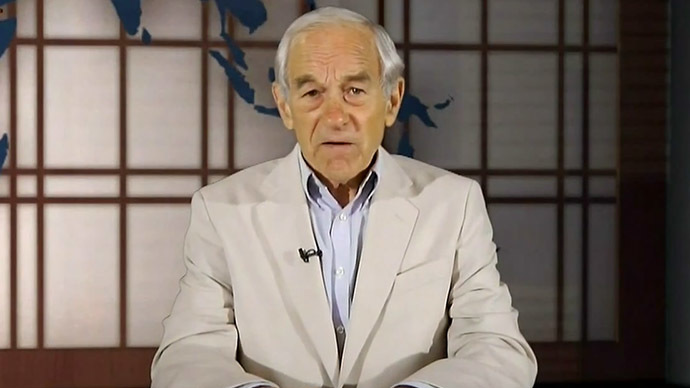 US drone program 'should've never started' - Ron Paul